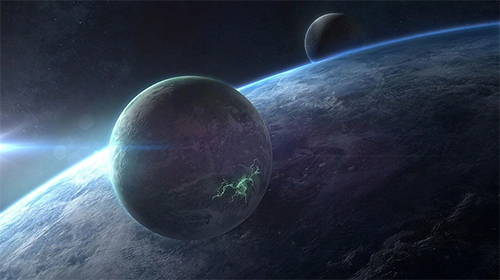 Planet by Amazing Live Wallpaperss