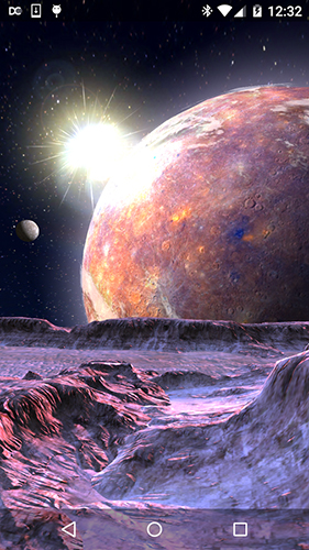 Download Planet X 3D - livewallpaper for Android. Planet X 3D apk - free download.