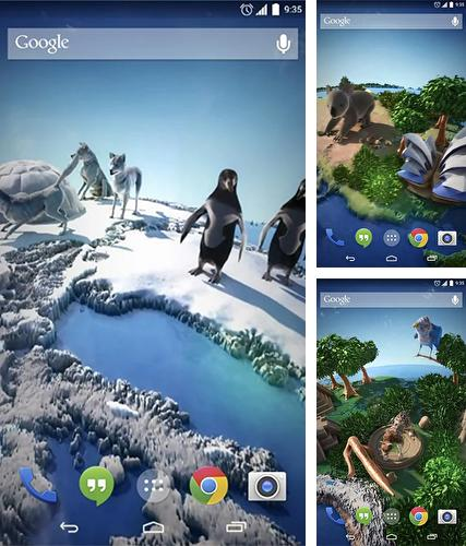 Download live wallpaper Planet Zoo for Android. Get full version of Android apk livewallpaper Planet Zoo for tablet and phone.