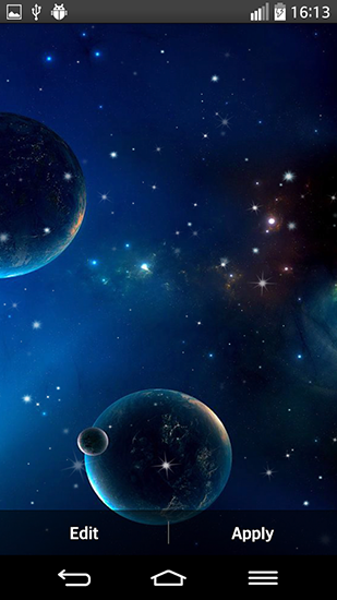 Planets Live Wallpaper For Android Free Download Tablet And Phone