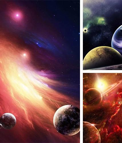 Baixe o papeis de parede animados Planets by Pro Live Wallpapers para Android gratuitamente. Obtenha a versao completa do aplicativo apk para Android Planets by Pro Live Wallpapers para tablet e celular.