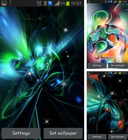 In addition to live wallpaper Fireflies by Top live wallpapers hq for Android phones and tablets, you can also download Plasma 2015 for free.