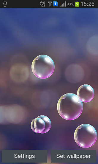 Download livewallpaper Popping bubbles for Android. Get full version of Android apk livewallpaper Popping bubbles for tablet and phone.