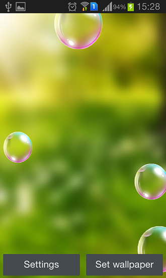 Download Popping bubbles - livewallpaper for Android. Popping bubbles apk - free download.