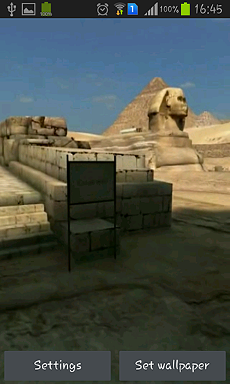 Download livewallpaper Pyramids 3D for Android. Get full version of Android apk livewallpaper Pyramids 3D for tablet and phone.