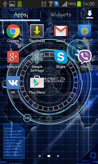 radar digital clock f252r android kostenlos herunterladen