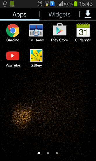 Download Radiant particles - livewallpaper for Android. Radiant particles apk - free download.