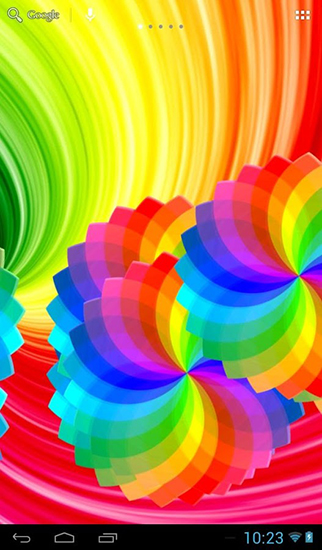 Download livewallpaper Rainbow colors for Android. Get full version of Android apk livewallpaper Rainbow colors for tablet and phone.