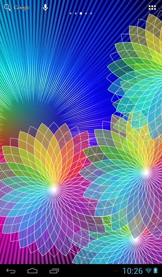 Download Rainbow colors - livewallpaper for Android. Rainbow colors apk - free download.