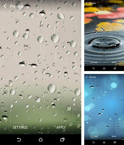 Baixe o papeis de parede animados Rainy day by Dynamic Live Wallpapers para Android gratuitamente. Obtenha a versao completa do aplicativo apk para Android Rainy day by Dynamic Live Wallpapers para tablet e celular.