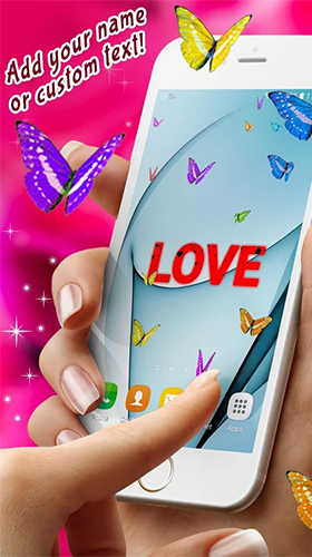 Download livewallpaper Real butterflies for Android. Get full version of Android apk livewallpaper Real butterflies for tablet and phone.