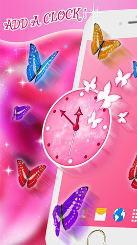Download Real butterflies - livewallpaper for Android. Real butterflies apk - free download.