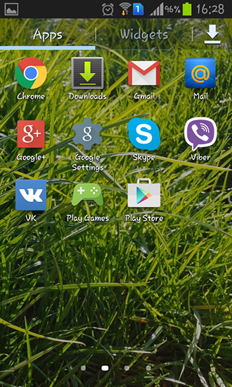 Download Real grass - livewallpaper for Android. Real grass apk - free download.