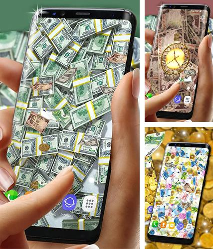 Download live wallpaper Real money for Android. Get full version of Android apk livewallpaper Real money for tablet and phone.