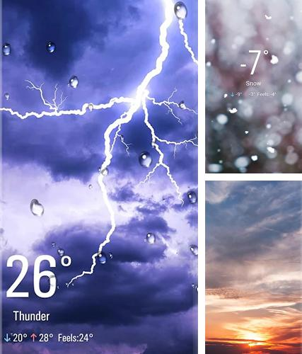 Download live wallpaper Real Time Weather for Android. Get full version of Android apk livewallpaper Real Time Weather for tablet and phone.