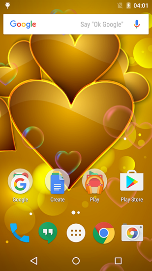 Download livewallpaper Red and gold love for Android. Get full version of Android apk livewallpaper Red and gold love for tablet and phone.