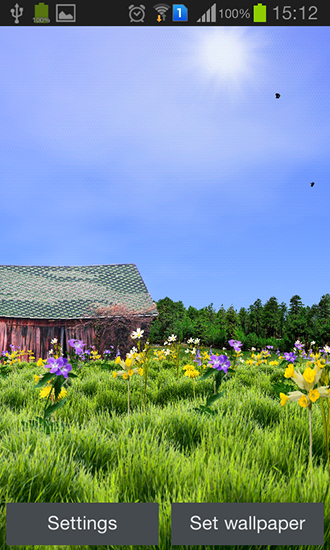 Download Red barn - livewallpaper for Android. Red barn apk - free download.