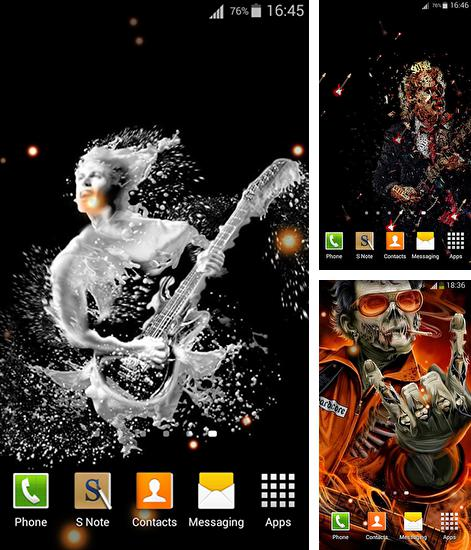 Download live wallpaper Rock for Android. Get full version of Android apk livewallpaper Rock for tablet and phone.