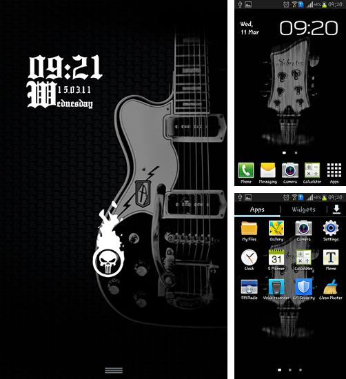 Download live wallpaper Rock and roll never die for Android. Get full version of Android apk livewallpaper Rock and roll never die for tablet and phone.