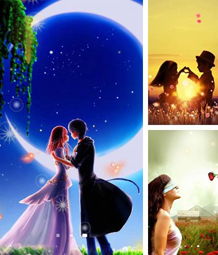 Download live wallpaper Romance for Android. Get full version of Android apk livewallpaper Romance for tablet and phone.