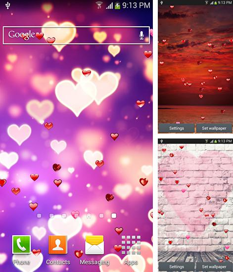 In addition to live wallpaper Santa Claus for Android phones and tablets, you can also download Romantic by Top live wallpapers hq for free.