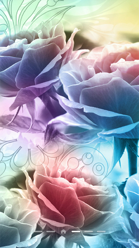 Rose by Live Wallpapers 3D