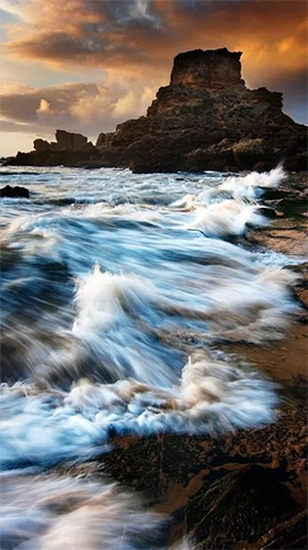 Download Seascape - livewallpaper for Android. Seascape apk - free download.