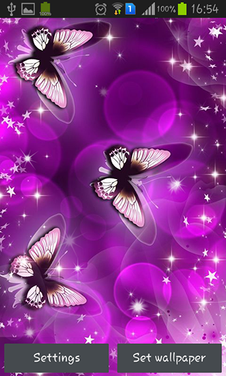 Download Shiny butterfly - livewallpaper for Android. Shiny butterfly apk - free download.