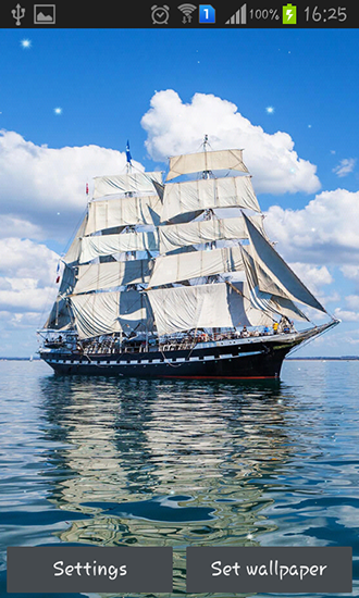 Download Ship - livewallpaper for Android. Ship apk - free download.