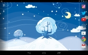 Siberian night - download free live wallpapers for Android. Siberian night full Android apk version for tablets and phones.