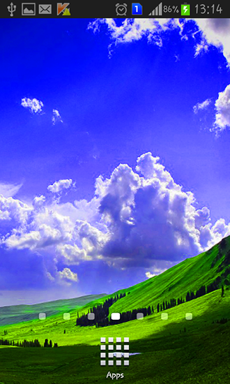 Download Sky - livewallpaper for Android. Sky apk - free download.