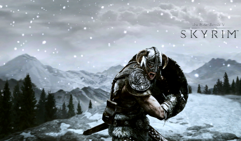 Screenshots von Skyrim für Android-Tablet, Smartphone.