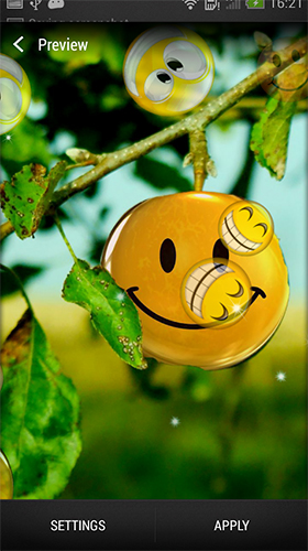 Download livewallpaper Smiley for Android. Get full version of Android apk livewallpaper Smiley for tablet and phone.