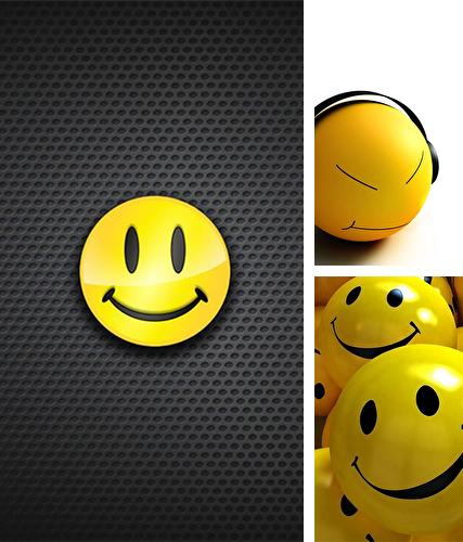 Download live wallpaper Smileys for Android. Get full version of Android apk livewallpaper Smileys for tablet and phone.