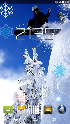 Snowboarding Live Wallpaper For Android Snowboarding Free