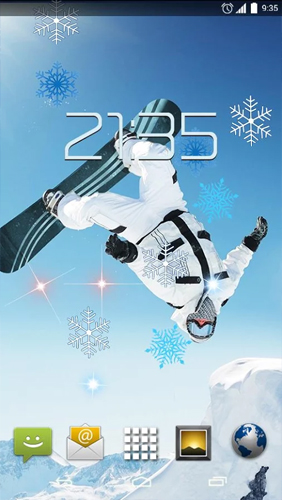 Download livewallpaper Snowboarding for Android. Get full version of Android apk livewallpaper Snowboarding for tablet and phone.