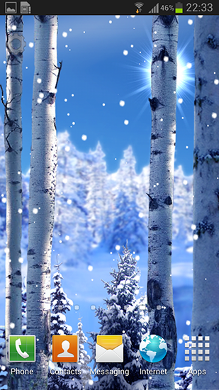 Download Snowfall 2015 - livewallpaper for Android. Snowfall 2015 apk - free download.