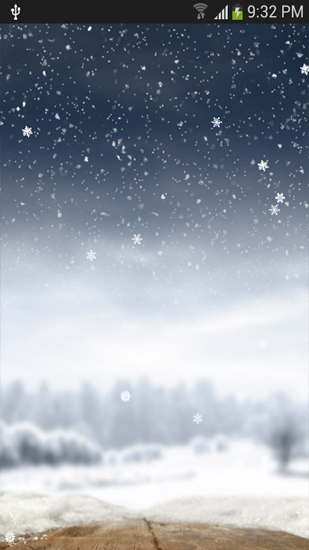 Download Snowfall - livewallpaper for Android. Snowfall apk - free download.