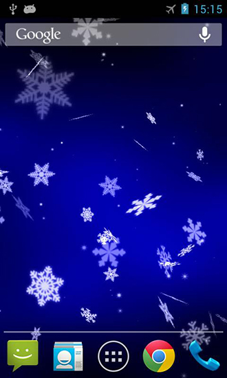 Download Snowflake 3D - livewallpaper for Android. Snowflake 3D apk - free download.