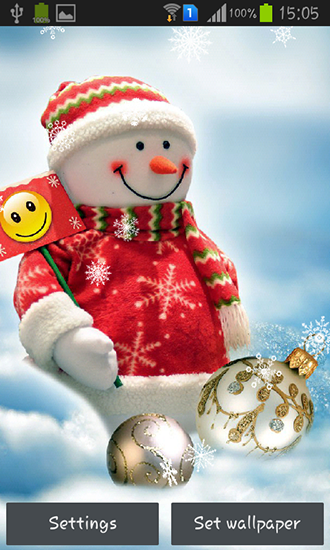 Download livewallpaper Snowman for Android. Get full version of Android apk livewallpaper Snowman for tablet and phone.