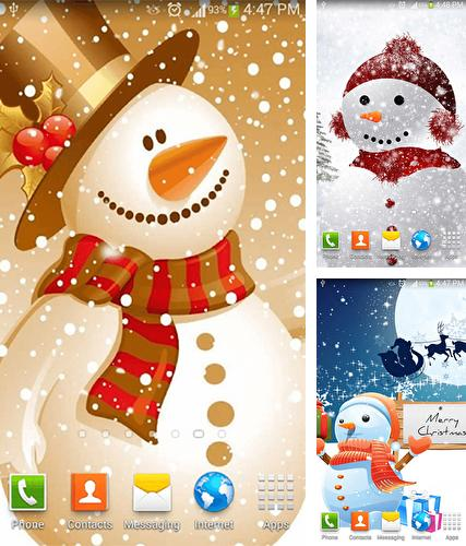 Download live wallpaper Snowman by Dream World HD Live Wallpapers for Android. Get full version of Android apk livewallpaper Snowman by Dream World HD Live Wallpapers for tablet and phone.