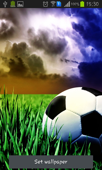 Download Soccer - livewallpaper for Android. Soccer apk - free download.