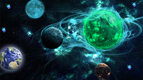 Solar system 3D by EziSol - Free Android Apps