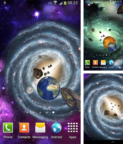 Download live wallpaper Space 3D by Amax LWPS for Android. Get full version of Android apk livewallpaper Space 3D by Amax LWPS for tablet and phone.