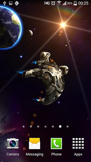 Space explorer 3d f r android kostenlos herunterladen - Space explorer wallpaper ...