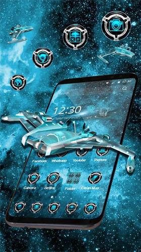 Descargar Space Galaxy 3d Para Android Gratis El Fondo De Pantalla