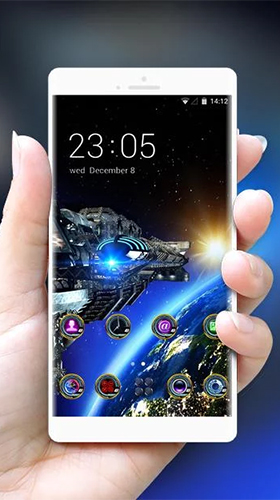 Baixe o papeis de parede animados Space galaxy 3D by Mobo Theme Apps Team para Android gratuitamente. Obtenha a versao completa do aplicativo apk para Android Galáxia espacial 3D para tablet e celular.