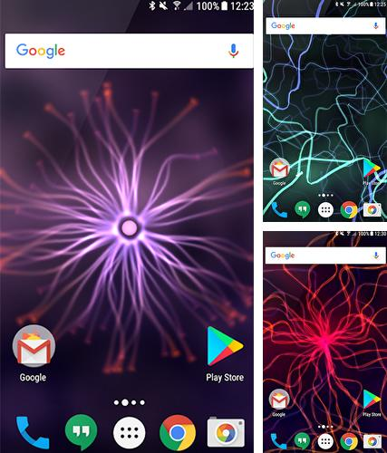 Download live wallpaper Spirly for Android. Get full version of Android apk livewallpaper Spirly for tablet and phone.