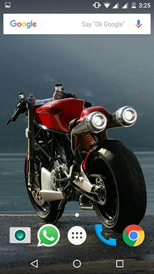 Download Sports bike - livewallpaper for Android. Sports bike apk - free download.