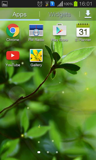 Download Spring buds - livewallpaper for Android. Spring buds apk - free download.